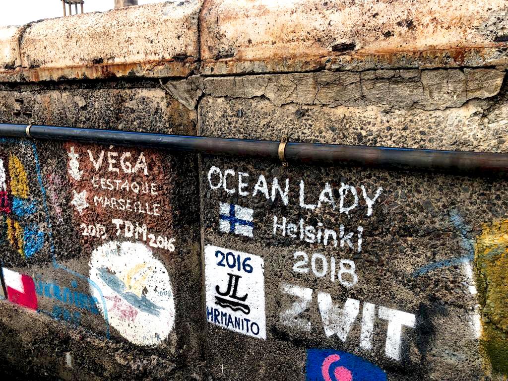 Santa Cruz kirjoitus Ocean Ladies arc2018