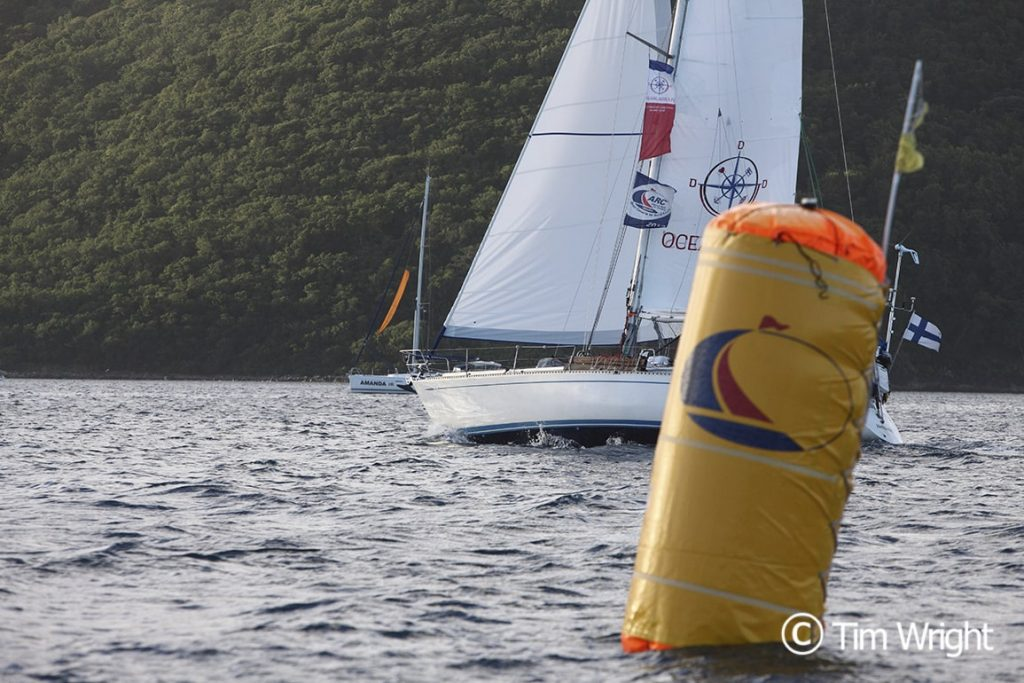46 ocean ladies st lucia arc2018 maali tim wright