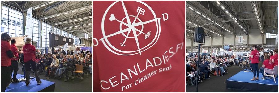 ocean ladies for cleaner seas vene2020